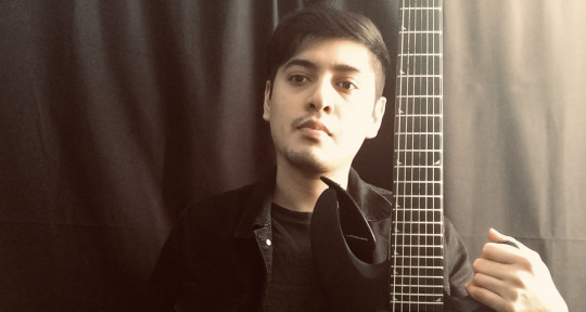 Music Producer, Guitarist - Isaac Noé C.