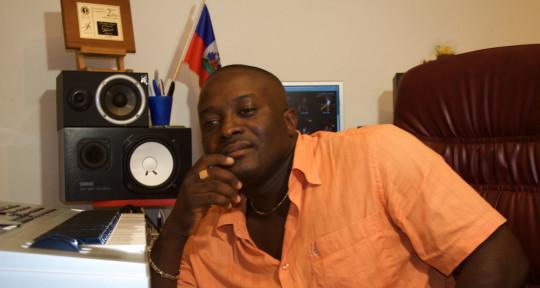 Music Producer - Patrick Adolphe