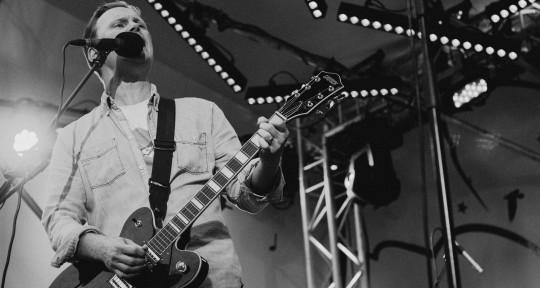 Rich & emotive indie vocals - Kev Fitz