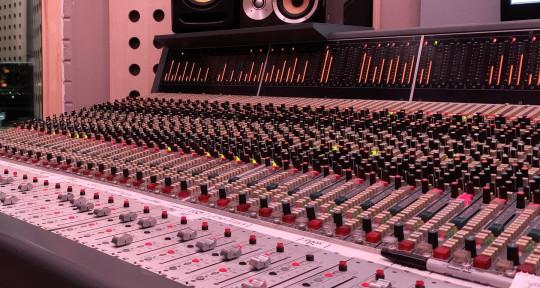 Recording, Mixing & Mastering - Headline Music Studios