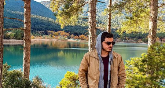Music Producer, Bass Player - Marios Michalatos