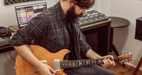 Guitarist with emotion! - Fernando Paul
