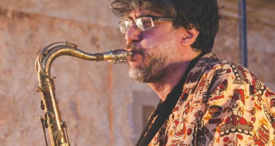 Session Tenor Saxophonist  - Marcos Monge