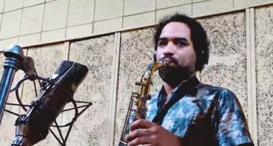 Sax, Flute & Horns - Jordan Mazza