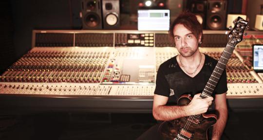 Session Guitarist, Composer - Luca Princiotta