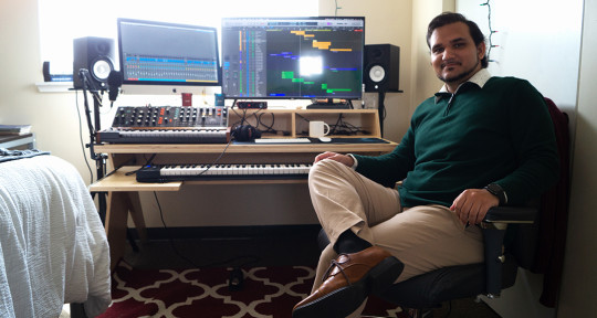 Film Composer, Orchestral Comp - Tyler Grow