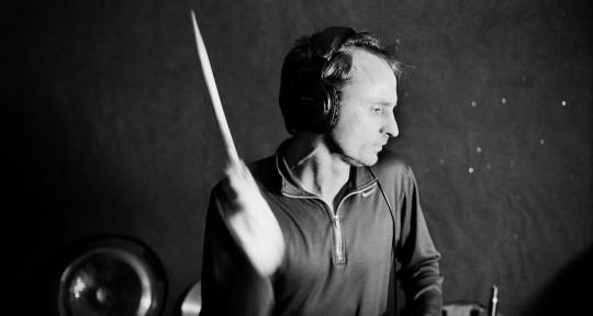 Studio Drummer  - Keith Anderson Prior