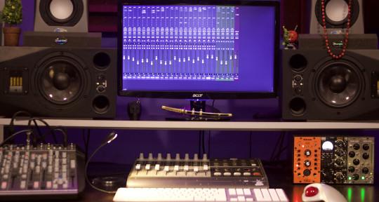 Mixing, Mastering, Composition - Mikromix Studio DMV