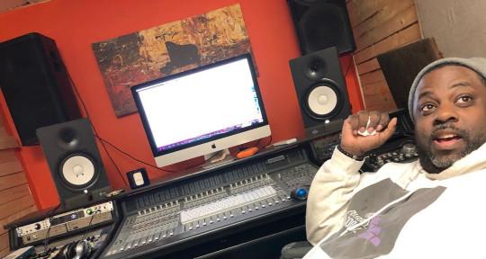 Music Producer/Engineer - Travis Cherry