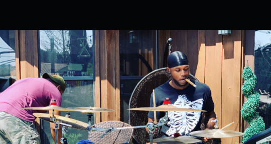 Remote drum tracking  - Caleb stovall drum tracking