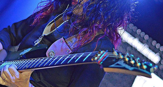 Sesion Guitarist, Songwriter - Silvia Gers