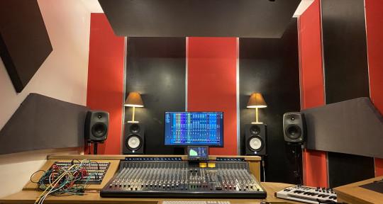 Recording, Mixing, hybridmix - Florian Sauvé