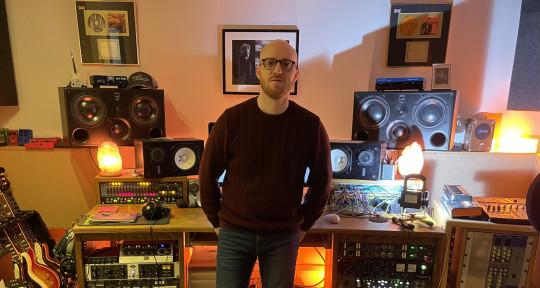 Remote Mixing & Mastering - Sam George