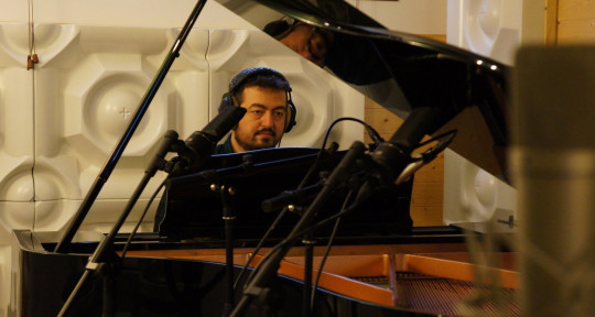 Recording-Mixing-Orchestrating - Giannis Damianidis