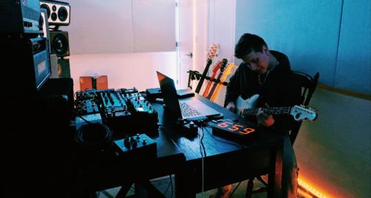 Mix Engineer, Producer,  - Braden André