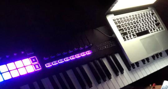 I Mix & Master vocals only.  - Purpose Beatz