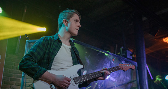 Session Guitarist - Adrian Sowa