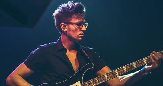 Bassist // Producer - Grant Zubritsky