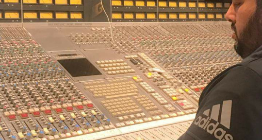 Sound Engineer   - Giannis Baxevanis