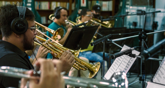 Live Orchestra recordings  - Caracas Film Orchestra