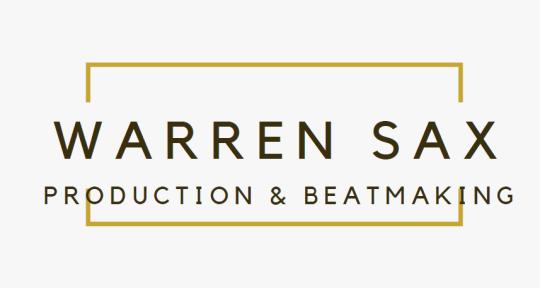 Beatmaker,Composer,Saxophonist - Warren Sax Production & Beatma