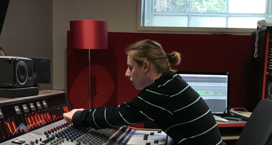 Mixing and Mastering  - Jonnie Berlevy