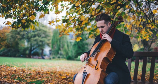 Cellist - Elias David Rooney