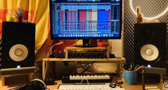 Mixing and Mastering - Lorenzo M.J.