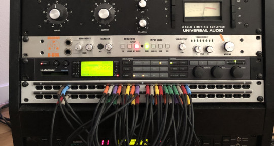 Mixing and Mastering - Greg Fuess
