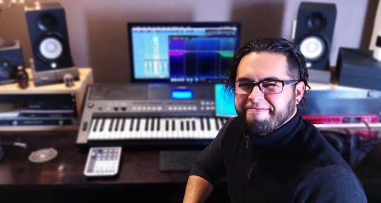 Mixing & Mastering Engineer - Erick Medell