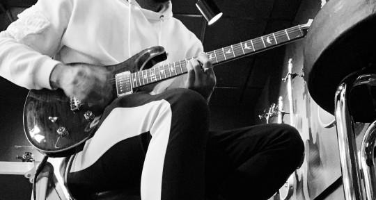 Guitar/Songwriter  - Narada Vanegas
