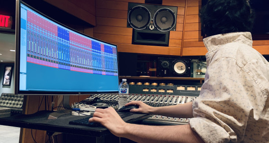 Mixing & Vocal Production - Dhruv Agarwala