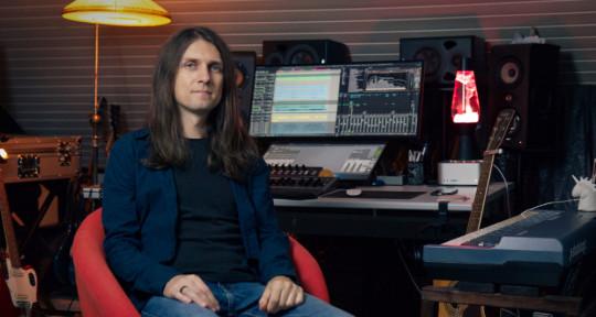 Remote mixing - Andrejs Sadkovojs