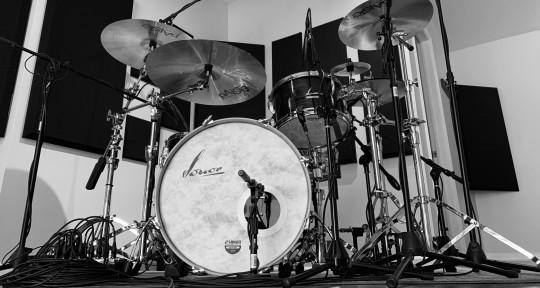 Drummer, Engineer, Mixing - Chris Broome