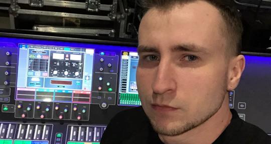 Mixing & Mastering, Editing - Evgeny Kuznetsov