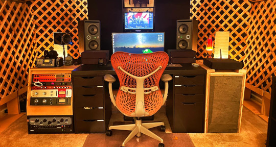 Remote Mixing & Mastering - Oven Fresh Sounds