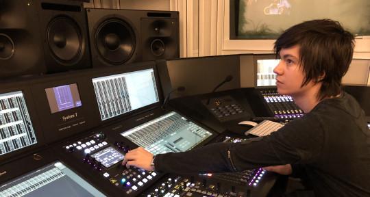 Remote Mixing & Mastering - Arran Dutt