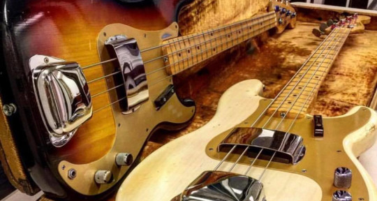 Remote recording specialist - Bass Player