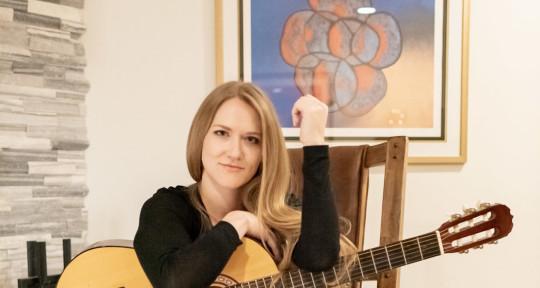 Session Singer French/English - Elaine Brackin