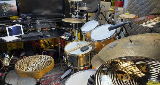 I play drums! :D - James Knoerl