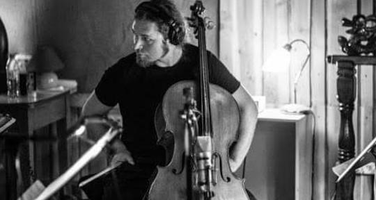 Remote cello session - Grégoire Korniluk