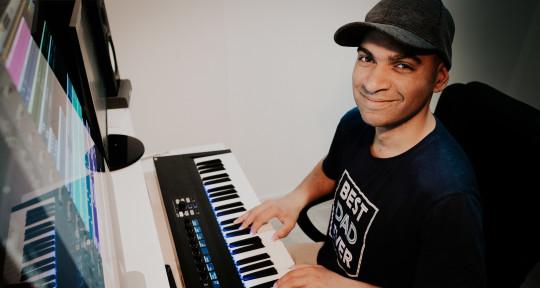 Composer / Beatmaker - Frédéric Vauthier