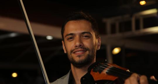Session Violinist - Pierre Violin