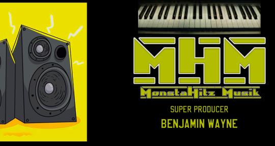 Beat Maker/Producer - MonstaHitz Musik