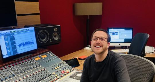 Mix + Master + Production - David Dargahi