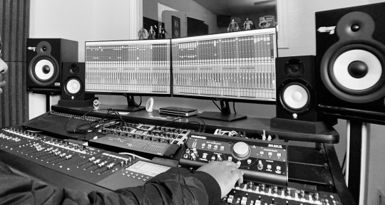 Mixing and Mastering - BlackViolet Audio