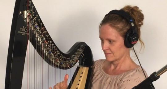Harpist, Arranger, Pianist - Shelley Otis