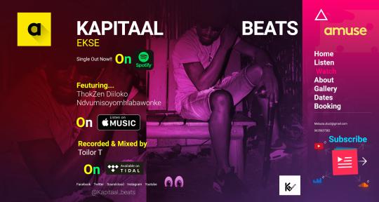 Beats & Graphics - Kapitaal_Beats
