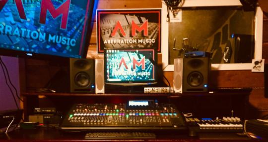 Mixing, recording, producer - Bryan Poff