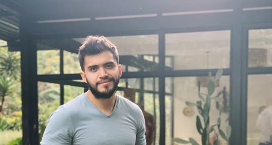 Ingeniero de audio  - Diego Mendez